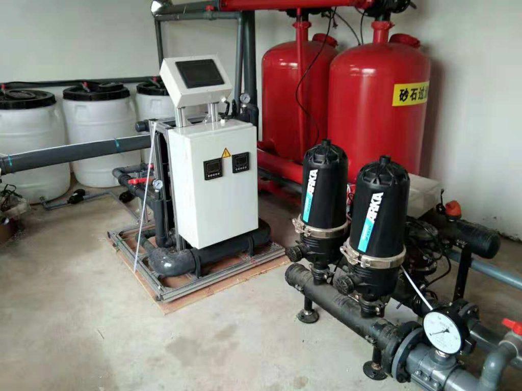 水肥一体机、水肥一体化施肥机、水肥机、施肥机、自动施肥、灌溉施肥、精准水肥调控系统、智能水肥一体化、智能灌溉、智能水肥一体机