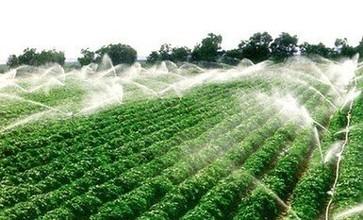 节水灌溉技术体系