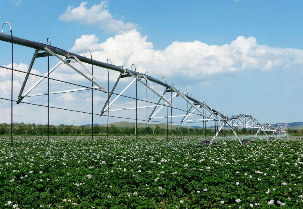 我国节水灌溉技术体系