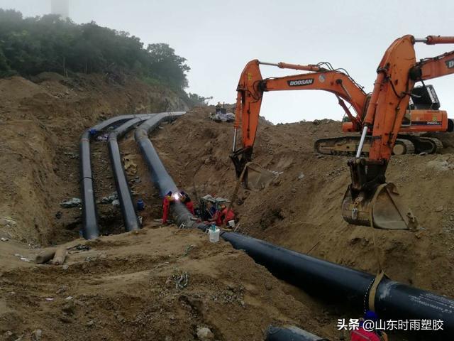 市政道路排水工程管道安装及连接施工工艺