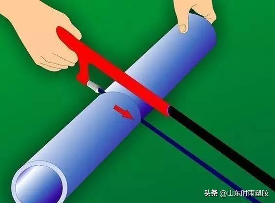 PVC给水管的主要应用范围