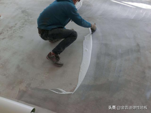 PVC塑胶地板施工前要求
