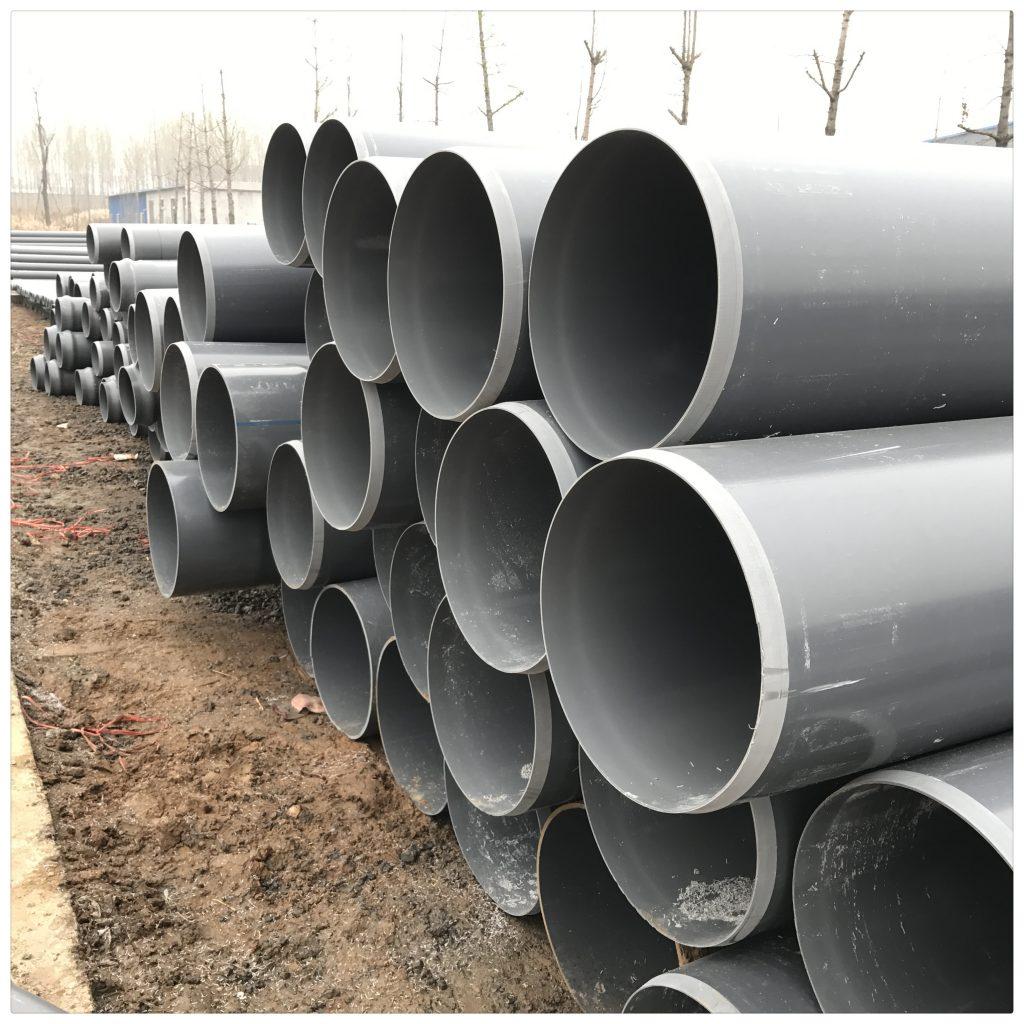 节水灌溉管材——PVC-M管