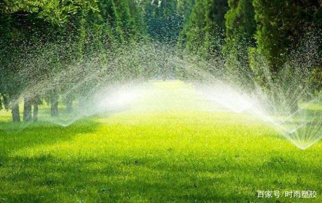 节水灌溉系统——喷灌系统