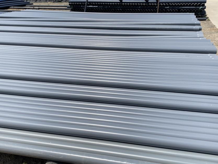 PVC-M的运输与施工