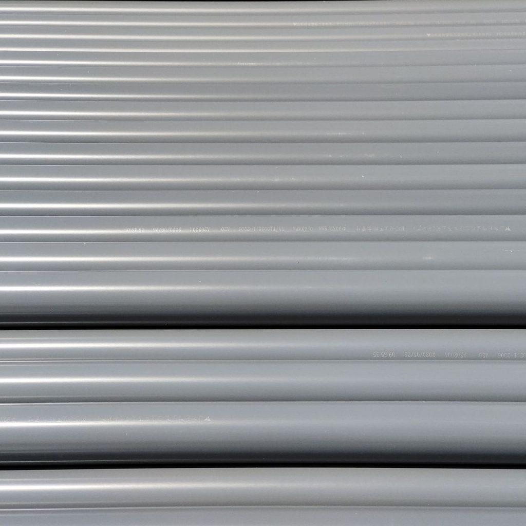 PVC管和PVC-U管的区别